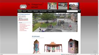 St. Gregoriusschool website